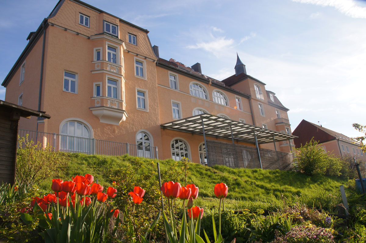 Frühling am Spitzberg