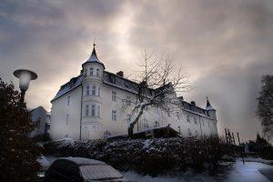 Winter am Spitzberg